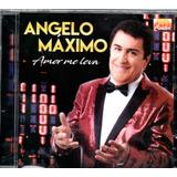 Cd Angelo Máximo   Amor Me Leva