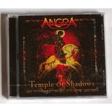 Cd Angra   Temple Of Shadows Importado Alemanha Lacrado Novo