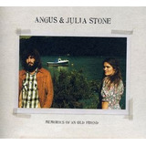 Cd Angus & Julia Stone Memories Of An Old Friend
