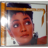 Cd Anita Baker   Christmas Fantasy