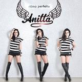 Cd Anitta Anita   Ritmo Perfeito   Original Lacrado
