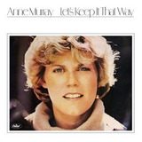 Cd Anne Murray Let s Keep It That Way 1978   Trilhas & Afins