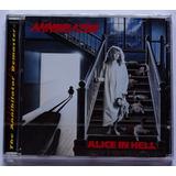 Cd Annihilator   Alice In Hell Remasters Importado Lacrado