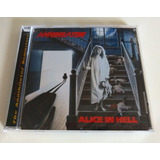 Cd Annihilator Alice In Hell Remaster Set The World Digger