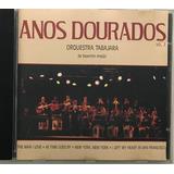 Cd Anos Dourados Orquestra Tabajara Vol 2   A4