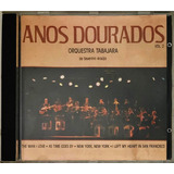 Cd Anos Dourados Orquestra Tabajara Vol 2   C4