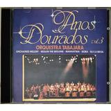 Cd Anos Dourados Orquestra Tabajara Vol 3   C4
