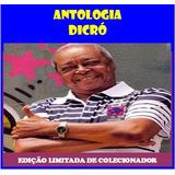 Cd Antologia Dicró   26 Hits   Edição Para Colecionador