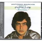 Cd Antonio Marcos   Série Popular Brasileira