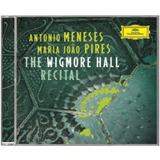 Cd Antônio Meneses E Maria João   The Wigmore Hall Recital