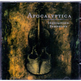 Cd Apocalyptica   Inquisition Symphony