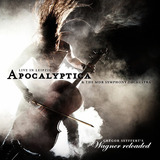 Cd Apocalyptica   Wagner Reloaded  live In Leipzig   Lacrado