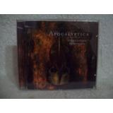 Cd Apocalyptica  Inquisition Symphony  Importado