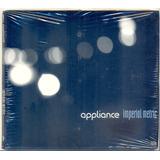 Cd Appliance   Imperial Metric   2001   Lacrado