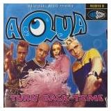Cd Aqua Turn Back Time  Singles