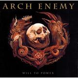 Cd Arch Enemy   Will To Power   Lacrado