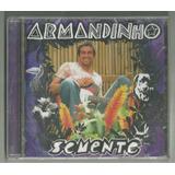 Cd Armandinho Semente 2007 Universal Lacrado