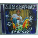 Cd Armandinho Semente Mpb Pop Rock Regaee Lacrado Raro