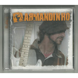 Cd Armandinho Volume 5 2009 Alba Music Lacrado