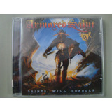 Cd Armored Saint   Live   Saints Will Conquer