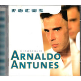 Cd Arnaldo Antunes   Focus