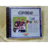 Cd Art Popular Hits Rádio Cidade Exclusivo 1ª Ed1997 Lacrado
