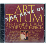 Cd Art Tatum   The Best Of The Pablo Group Masterpieces