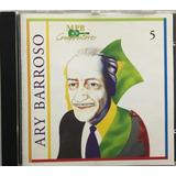 Cd Ary Barroso Mpb Compositores Vol 5   A3