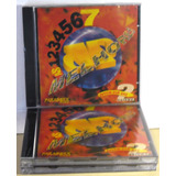 Cd As 7 Melhores Jp Vol 2 Lacrado Disco Funk Black Dance