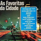Cd As Favoritas Da Cidade   1981
