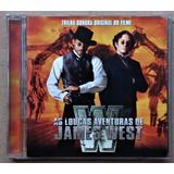 Cd As Loucas Aventuras De James West   Will Smith Dr  Dre Mc