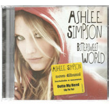 Cd Ashlee Simpson   Bittersweet World   Geffen   2008