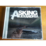 Cd Asking Alexandria   Stand Up And Scream 2009  u s a