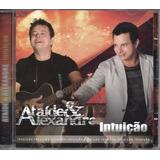 Cd Ataíde E Alexandre   Intuição