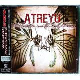 Cd Atreyu Suicide Notes Frete Grátis Japan Importado