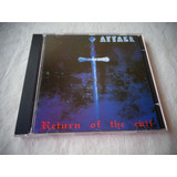 Cd Attack   Return Of The Evil