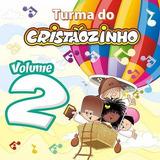 Cd Audio Turma Do Cristãozinho 20 Músicas Infantil Gospel