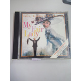 Cd Audrey Hepburn & Rex Harrison My Fair Lady Original