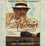 Cd August Anthony Hopkins Soundtrack Uk