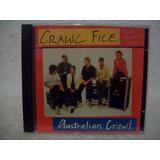 Cd Australian Crawl  Crawl File  Their Greatest Hits