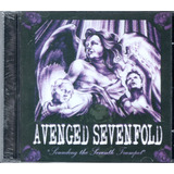 Cd Avenged Sevenfold   Launding The Seveth Trumpet