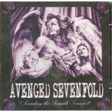 Cd Avenged Sevenfold   Sounding The Seventh Trumpet   Novo