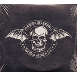 Cd Avenged Sevenfold   The Best Of 2005 2013   2 Cds Rock