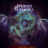 Cd Avenged Sevenfold   The Stage