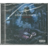 Cd Avenged Sevenfold Nightmare 2010 Warner Lacrado