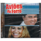 Cd Aviões Do Forró Vol 5   Original E Lacrado