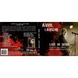 Cd Avril Lavigne   Live In Seoul Lacrado
