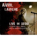 Cd Avril Lavigne   Live In Seoul