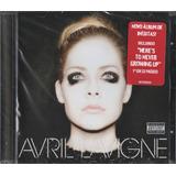 Cd Avril Lavigne 2013 Feat Chad Kroeger Sony Music Lacrado