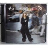 Cd Avril Lavigne Let Go Lacrado Pop Rock New Age Blues